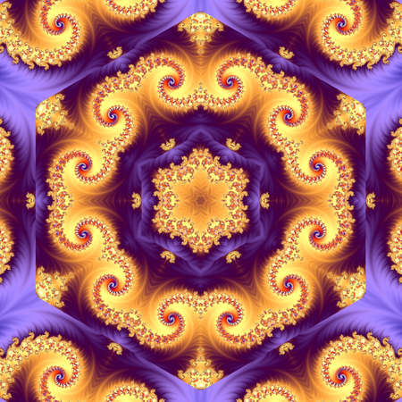 The colors in the series, awesome digital art paint. Background consists of fractal color texture and is suitable for use in projects on imagination, healing and meditation. 3d fractal render
