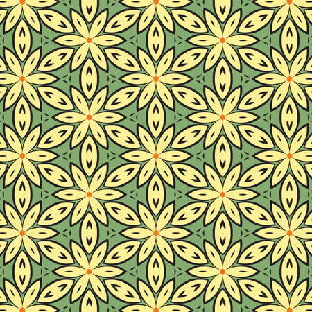 Kaleidoscope pattern for Creative design Background