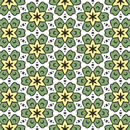 Kaleidoscope pattern for Creative design Background Foto de archivo