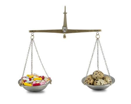 pill and quail eggs ( pill series 8  )
