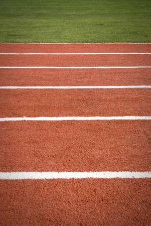 athletism field line