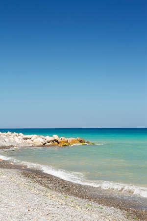 Seaside town , Turkey Stock fotó