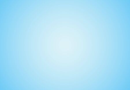 Sky-blue gradient background for advertisers. Gradient HQ wallpaper. Vector illustration