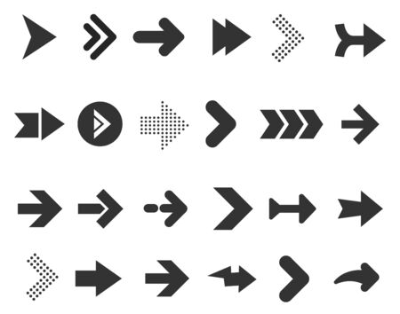 Modern simple pictogram minimal, flat, solid, mono, monochrome, plain, contemporary style. Vector illustration web internet design elements Illustration