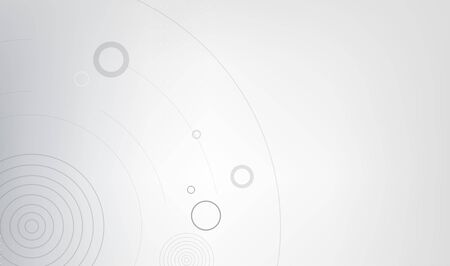 Abstract shapes background. Background for modern technologies. Vector 写真素材