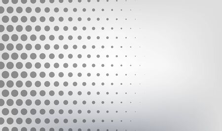 Abstract dotted vector background. Halftone effect. Vector background