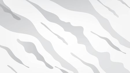 Abstract white and gray gradient background. Shapes design background.