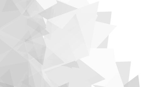 Gray futuristic Abstract background illustration with hight quality. 写真素材