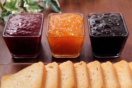 mermelada: desayuno internacional