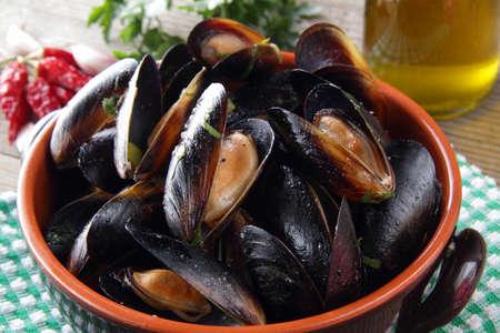 marinara: mussels marinara