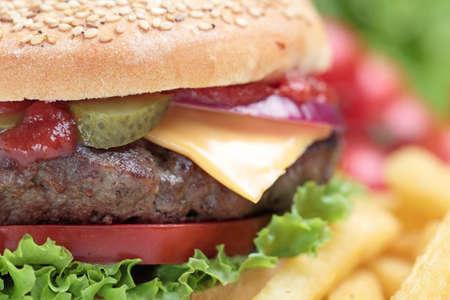 hamburger Stock Photo - 16916209