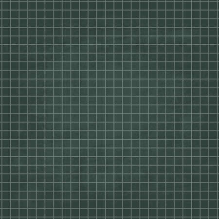 School horizontal chalkboard vector green background. Blackboard texture illustration Ilustrace