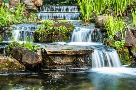 cascade: Little Falls in cascade,