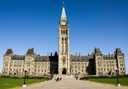 Canadees Parlementsgebouw in Ottawa
