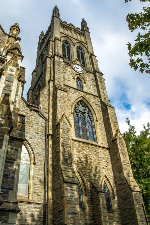 Old Clock Tower uma Igreja Anglicana de Montreal