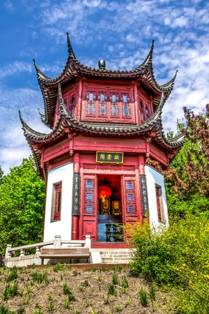 Chinese Temple Stock Photo - 16825452