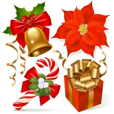 muerdago: Decoración de Navidad