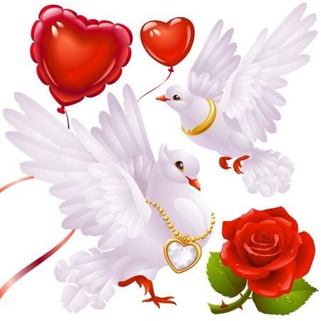 prickles: San Valentino set 2
