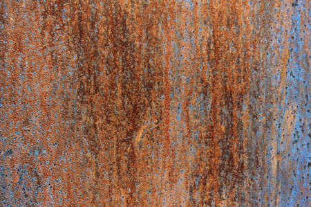 Old metal sheet of iron rust. Abstract background. 写真素材