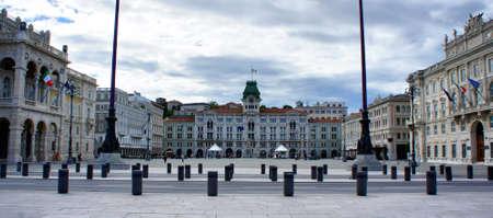 Trieste Italy November 2014