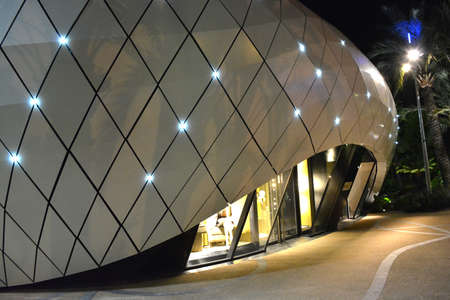 Abstract Architecture Building in Monte Carlo