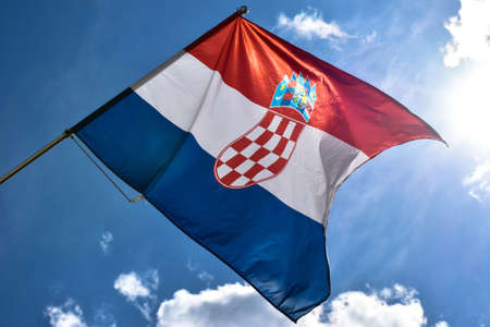 croatian: Croatian Flag