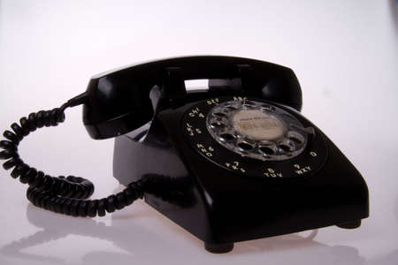 old 50s phone