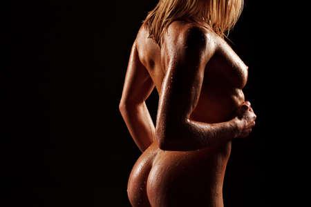 sauna nackt: Sport K�rper finess Bikini