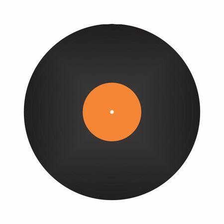 vynil: Vinyl disc