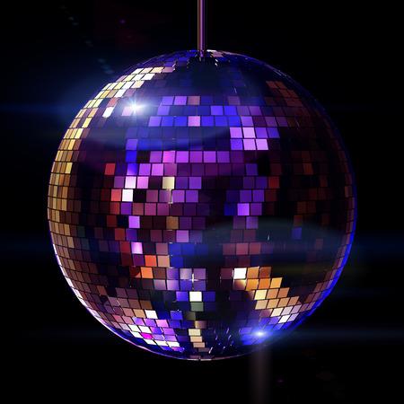 disco ball: Disko ball