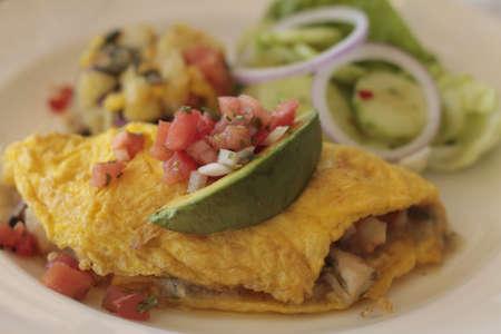 omelette: Omelette