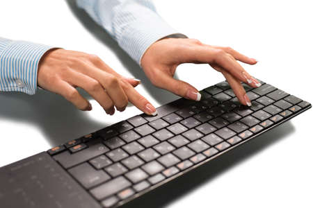 clerks: Accurate keybord typing. Every touch matters. Clerks job. Online customer support.