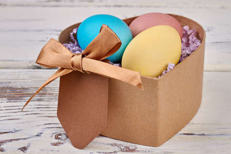 Heart shaped box easter eggs blank card and bow send gifts heart shaped box easter eggs blank card and bow send gifts this easter negle Choice Image