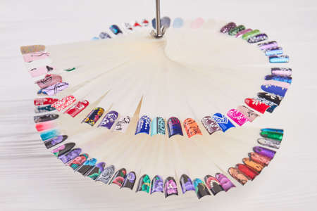 Nails Fashion Design Samples Collection Of Finger Nail Art Tips