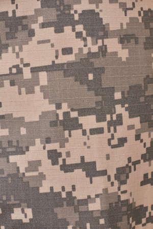 Fermez le vieux camouflage. Fond de texture de tissu. Banque d'images
