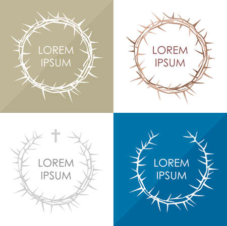 Set the crown of thorns in a different layout in graphics