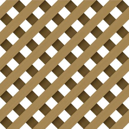 la textura perfecta de celosías de madera o persianas bares. Los gráficos vectoriales