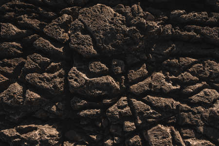 Background of stone wall texture 写真素材