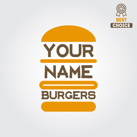 fast food restaurant, cafe, hamburger and burger
