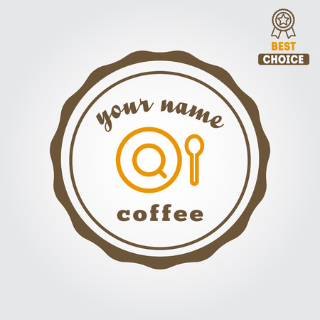 Vintage for coffee shop, cafe and restaurant Vector