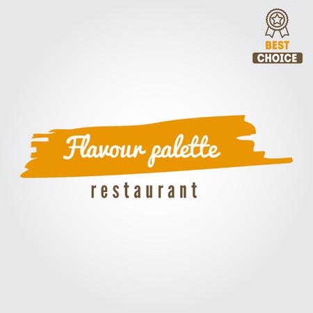 naming: elements for restaurant, cafe and bar