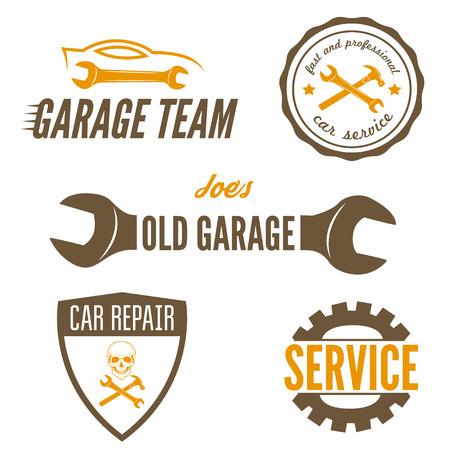 repuestos de carros: Conjunto de elementos para el mec�nico, garaje, reparaci�n de autom�viles y auto servicio