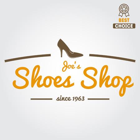 tienda zapatos: Elementos de la vendimia para el zapatero, el departamento de zapatos y zapatos de reparación