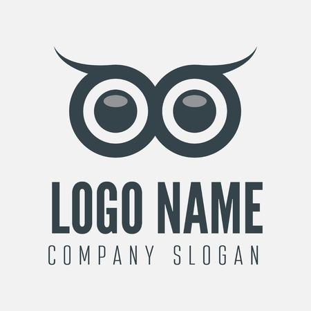 sowa: element o sowa dla biznesu, korporacji lub sieci