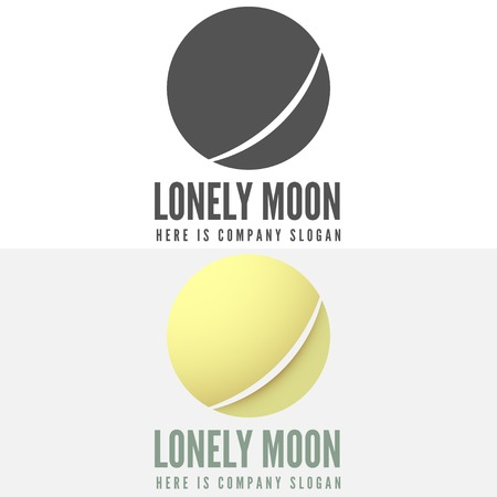 sphere logo: Logo and logotype elements for web, business corporate identity and other design Illustration