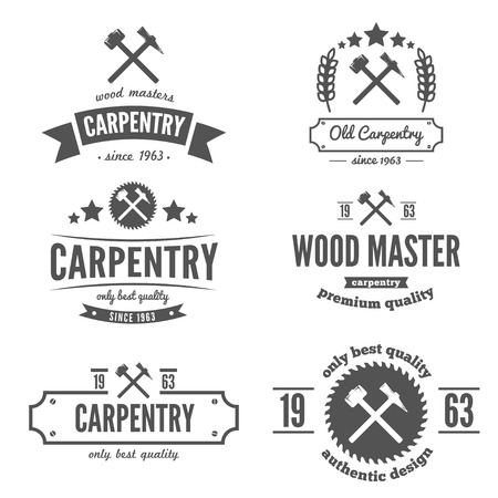 elements for sawmill, carpentry and woodworkers