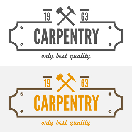 carpenter: elements for sawmill, carpentry and woodworkers