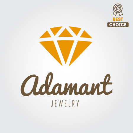 logotype: Logo, label or logotype elements for jewelry