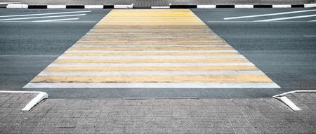 wide screen: Pedestrian crossing  wide screen