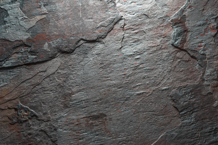 Background of gray with brown colored stone Reklamní fotografie